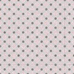 Carrelage imitation ciment 30x30 cm Mancini Rosa anti-dérapant R10 - 0.99m²
