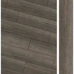 Carrelage imitation parquet rectifié Maryland Nogal R10 20x114 cm - 1.14m²