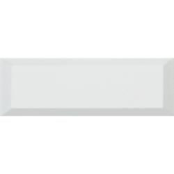 Carreaux Métro géants blanc brillant 15x45 cm - 1m²