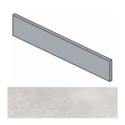 Plinthe grise effet ciment 9.4x60 cm TORTONA GRIS - 10.2mL Arcana