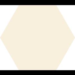 Carrelage tomette beige 33x28.5 OPAL CREME - 1m²