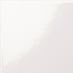 faïence murale 10x10 cm unie brillante BASIC BLANC BRILLO - 0.5m²