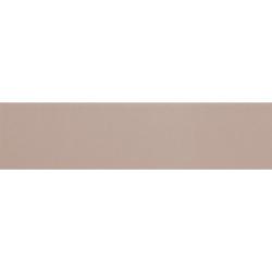 Carreau métro plat beige rosé brillant LIMESTONE 10x30 cm - boite de 1.02m²