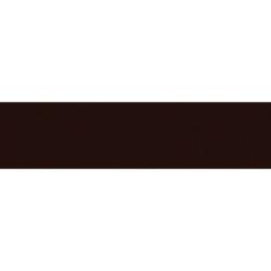 Carreau métro plat cacao mat 10x30 cm - boite de 1.02m²