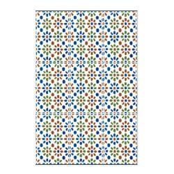 Azulejo Sevillano CORDOBA 20x30 cm COLLECTION ZOCALO - 1.5m²