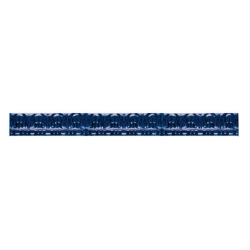 Azulejo Sevillano Moulure Bleu 5x20 cm - 27 unités