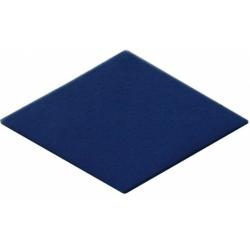 Carrelage losange 15x8,5cm ROMBO10 BLEU - 0.27m²
