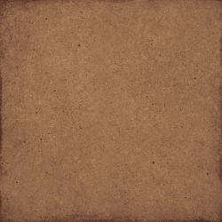 Carrelage uni vieilli sienne 20x20 cm ART NOUVEAU SIENA 24391 - 1m²