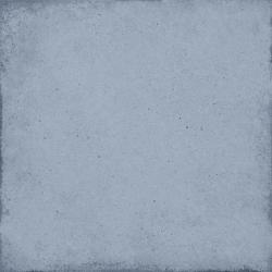 Carrelage uni vieilli bleu ciel 20x20 cm ART NOUVEAU SKY BLUE 24389 - 1m²
