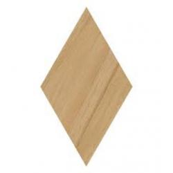 Carrelage losange imitation bois rect. 22x38cm ADAMANT NORDLAND BEIGE - 0.504m²