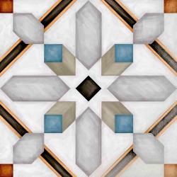 Carrelage imitation ciment 20x20 cm Demel - 1m² Vives Azulejos y Gres