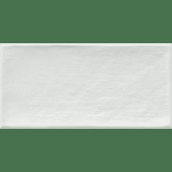 Faience murale blanche patinée ETNIA 10x20cm - 1.36m² Vives Azulejos y Gres