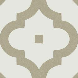 Carrelage scandinave beige foncé 20x20 cm LADAKHI Musgo - 1m²