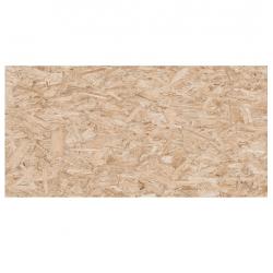 Carrelage rectifié imitation OSB bois aggloméré STRAND-R Avellana 59.3X119.3 cm - 1.42 m² Vives Azulejos y Gres