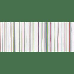 Faience murale rayures acidulées UTA 20x50cm - 1m² Vives Azulejos y Gres