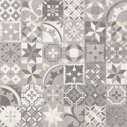 Carrelage en patchwork motif ancien 20x20 cm Berkane Multicolor - 1m² Vives Azulejos y Gres