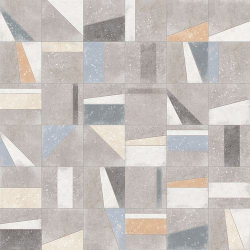 Carrelage motifs anciens 20x20 cm Osaka Multicolor - 1m²