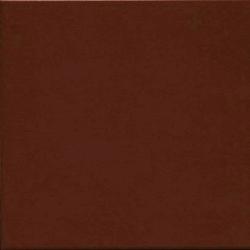 Carrelage uni 31.6x31.6 cm acajou TOWN CAOBA - 1m²