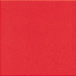 Carrelage uni 31.6x31.6 cm rouge TOWN ROJO - 1m²