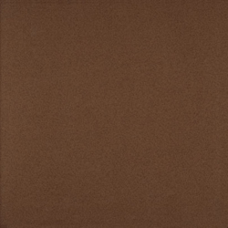 Carrelage uni 31.6x31.6 cm marron tabac TOWN TABACO - 1m²