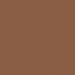Carrelage cérame uni marron 20x20 cm pour damier VODEVIL MARRON - 1m²