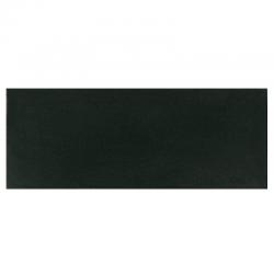 Plinthe de carreau de ciment véritable unie ARDOISE 10x20 cm - 4mL