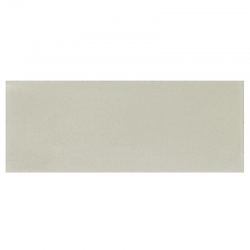 Plinthe de carreau de ciment véritable unie ÉCRU 10x20 cm - 4mL