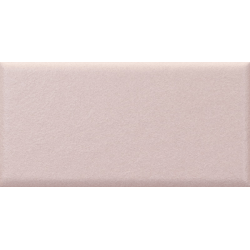 Faïence nuancée mate moderne rose MATELIER LAGUNE ROSE - 26482 - 7.5x15 cm - 0.50m²