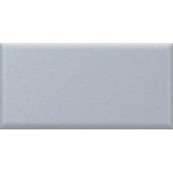 Faïence nuancée mate moderne bleu clair MATELIER SAMOA BLUE - 26480 - 7.5x15 cm - 0.50m²