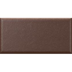 Faïence nuancée mate moderne marron MATELIER WADI BROWN - 26478 - 7.5x15 cm - 0.50m²
