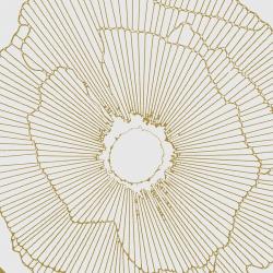 Art-Deco White Spritz Natural - Rectifié - 29x29 cm - 1,15m²