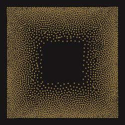 Art-Deco Black Negroni Natural - Rectifié - 29x29 cm - 1,15m²