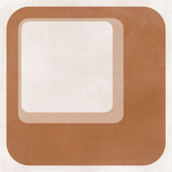 Carrelage imitation ciment FRESNO 15x15 cm Rectifié - 1m²