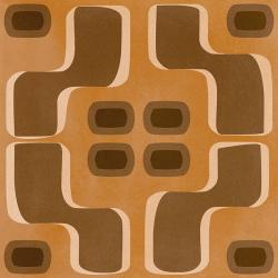 Carrelage imitation ciment FLINT 15x15 cm Rectifié - 1m²
