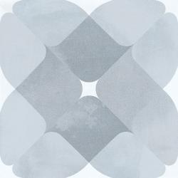 Carrelage imitation ciment CANTON 15x15 cm Rectifié - 1m²