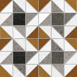 Carrelage décoration quadrillé 20x20 cm ÉRIÉ Rectifié - 1m²