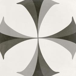 Carrelage imitation ciment FORKS 29.3x29.3 cm Rectifié - 0,94m²