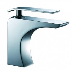 Mitigeur lavabo MOIRE chromé