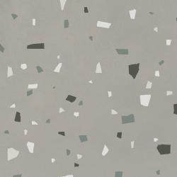 Carreau style granito coloré 80x80 cm NAPPAGE DECOR GRIGIO -R10- 1.28m²