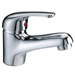 Mitigeur lavabo moderne PAISLEY chromé