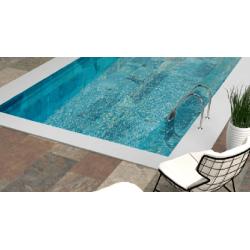 Carrelage piscine effet pierre naturelle ANTI DERAPANT R11 - NIAGARA 30x60 cm - 1.26 m²