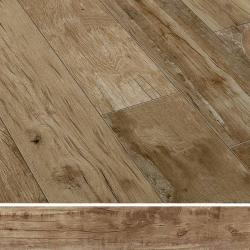 Carrelage extérieur effet bois 20x120cm WOODMANIA GRIP Caramel  R11 - 0.96 m²