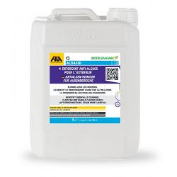 ALGACID 5 litres - détergent anti-algues pour l'extérieur - Spray de 5 litres