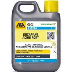 DECAPANT ACIDE FORT - FILAPHZERO - 5 litres