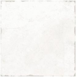 Carrelage vieilli blanc 20x20 cm GALATINA WHITE - 0.52 m²