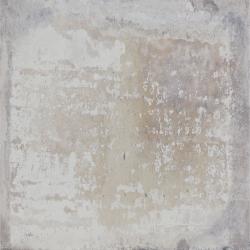 Carrelage aspect ciment uni 20x20 cm ADIGE TAUPE - 0.52 m²