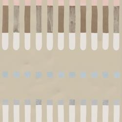 Carrelage décoré 20x20 cm JULES - 1 m²