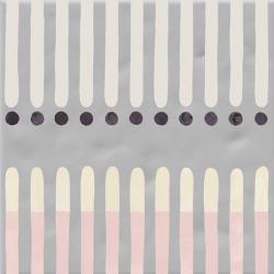 Carrelage décoré 20x20 cm MACRELLE - 1 m²