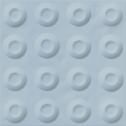 Carrelage décoré 20x20 cm POSSOZ CELESTE - 0.80 m²