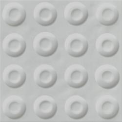 Carrelage décoré 20x20 cm POSSOZ GRIS - 0.80 m²